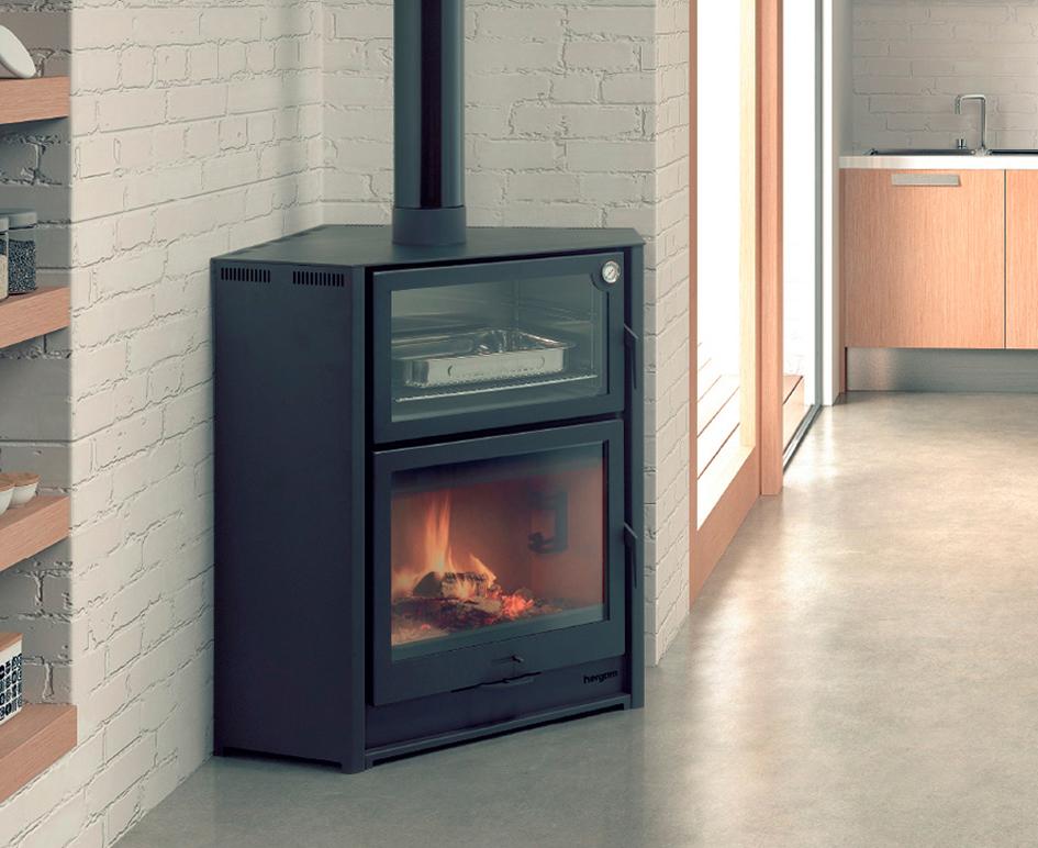 Barbacoas y hornos chimeneas carmelo blanco - Estufas de gas para interior ...